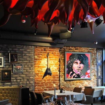 Restorāns RIBS&ROCK, 2011