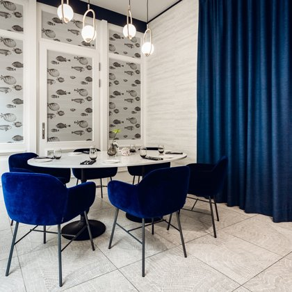 FISH HOUSE Brasserie de Luxe, Rīga, 2018