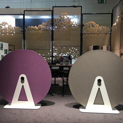 Sabiedrisko telpu interjers Orgatec 2018, Ķelne
