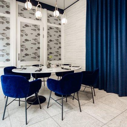 FISH HOUSE Brasserie de Luxe, Riga, 2018